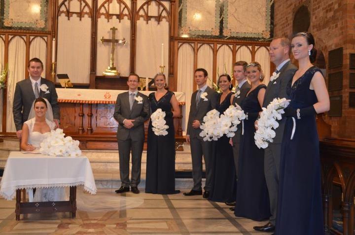 Wedding Flowers phalaneopsis
